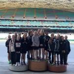 Sydney Olympic Podium